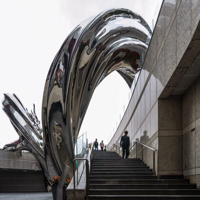 El Arte público de Lawrence Argent 6