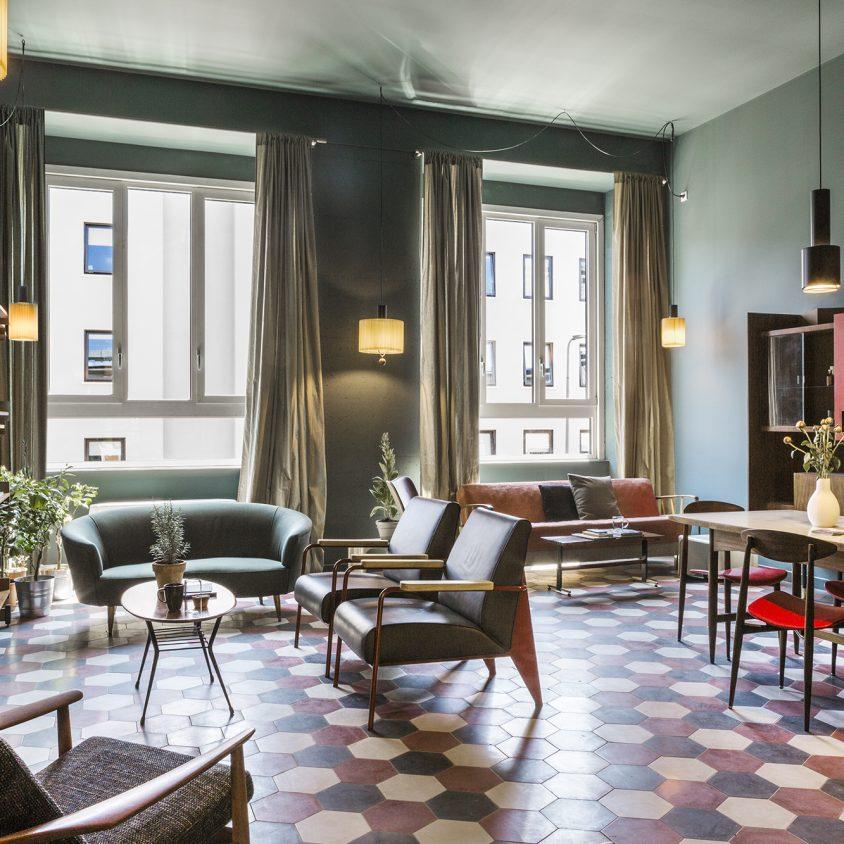 Hotel Casa BASE 7