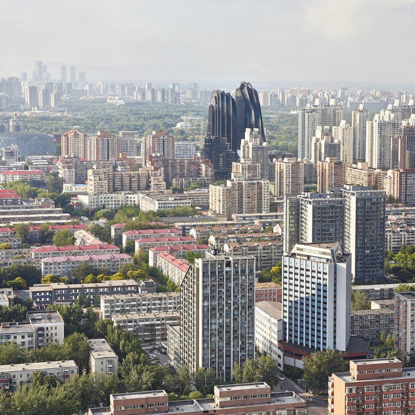 Chaoyang Park Plaza 1