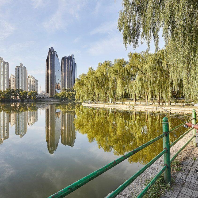 Chaoyang Park Plaza 2