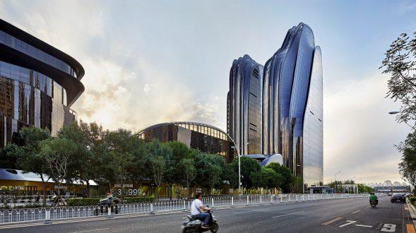 Chaoyang Park Plaza 5