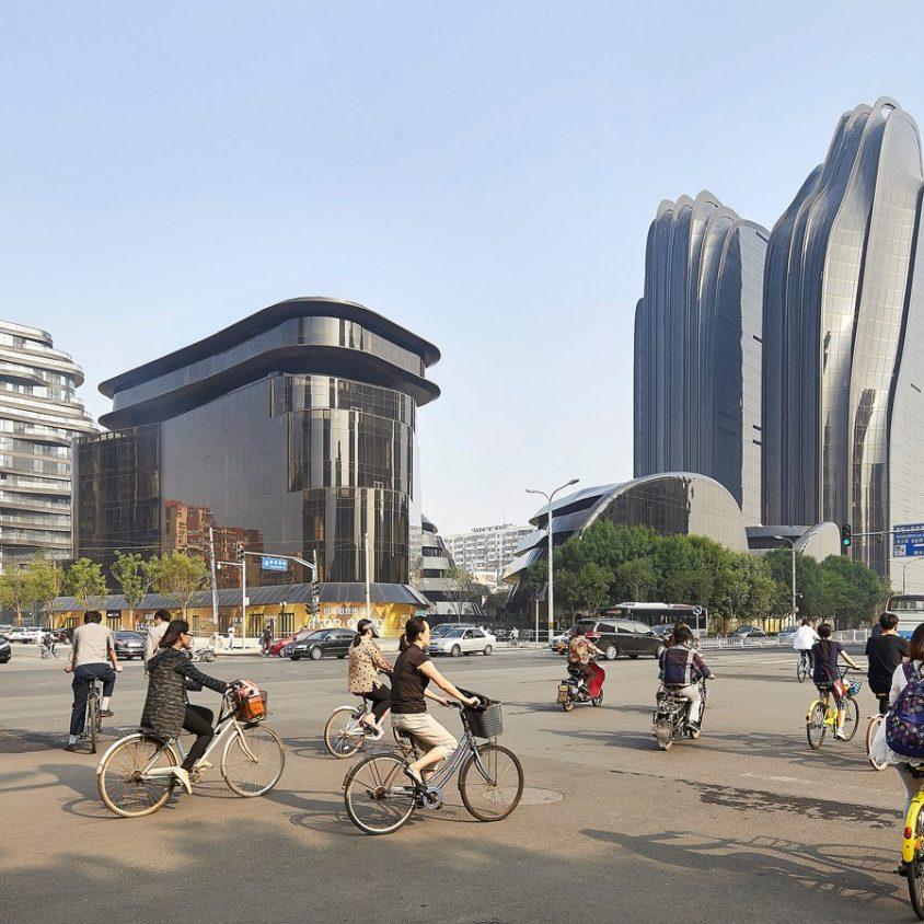 Chaoyang Park Plaza 4