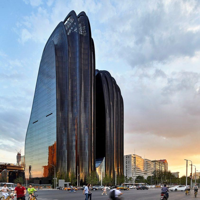 Chaoyang Park Plaza 8