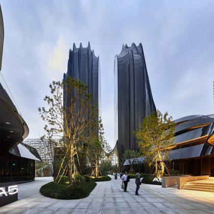 Chaoyang Park Plaza 18
