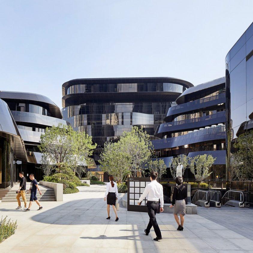 Chaoyang Park Plaza 9