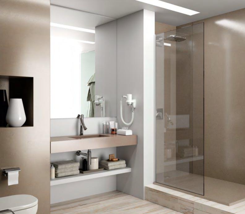 Elegancia y Resistencia en tus baños 2