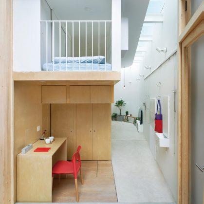 Habitar en un callejón 9