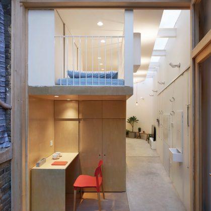 Habitar en un callejón 3