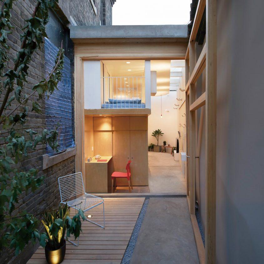 Habitar en un callejón 1