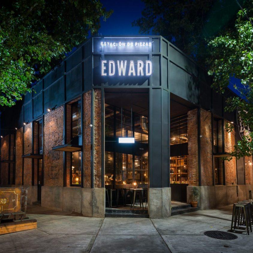 Edward Pizzería 1