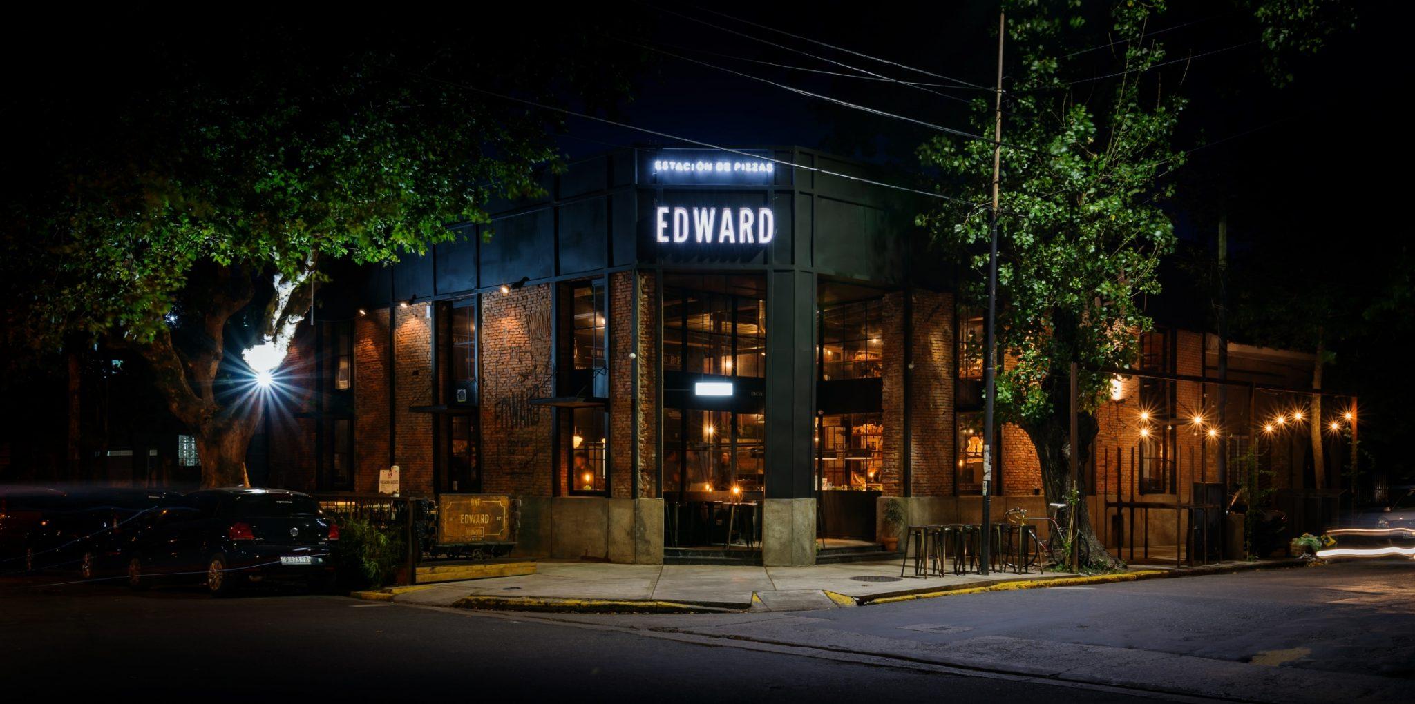 Edward Pizzería 24