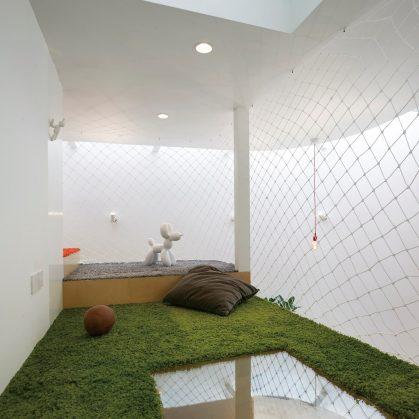 Habitar en un callejón 19
