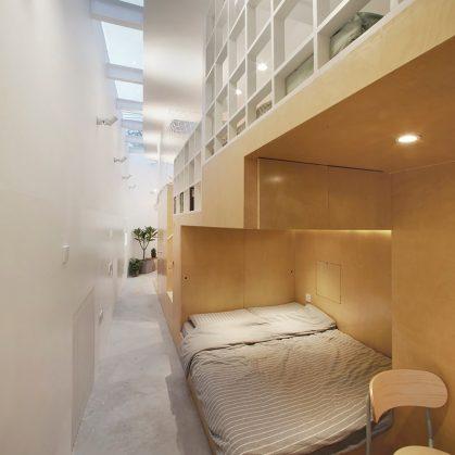 Habitar en un callejón 11