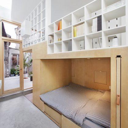 Habitar en un callejón 12