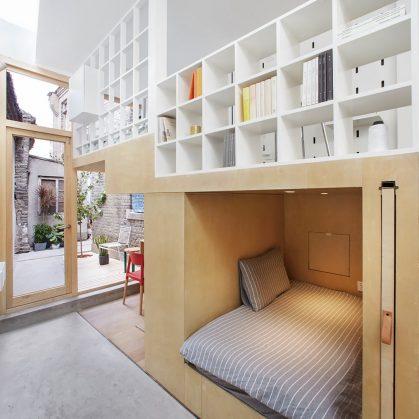 Habitar en un callejón 13