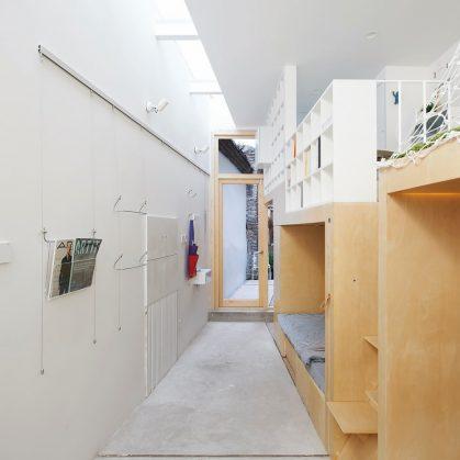Habitar en un callejón 10