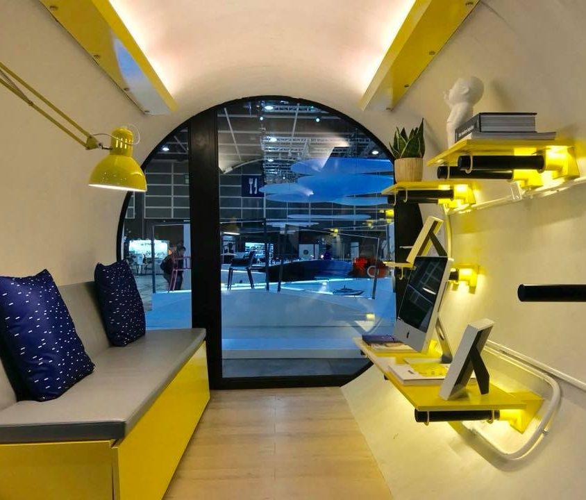 """Microdepartamentos """"tubo"""" en Japon 7"""