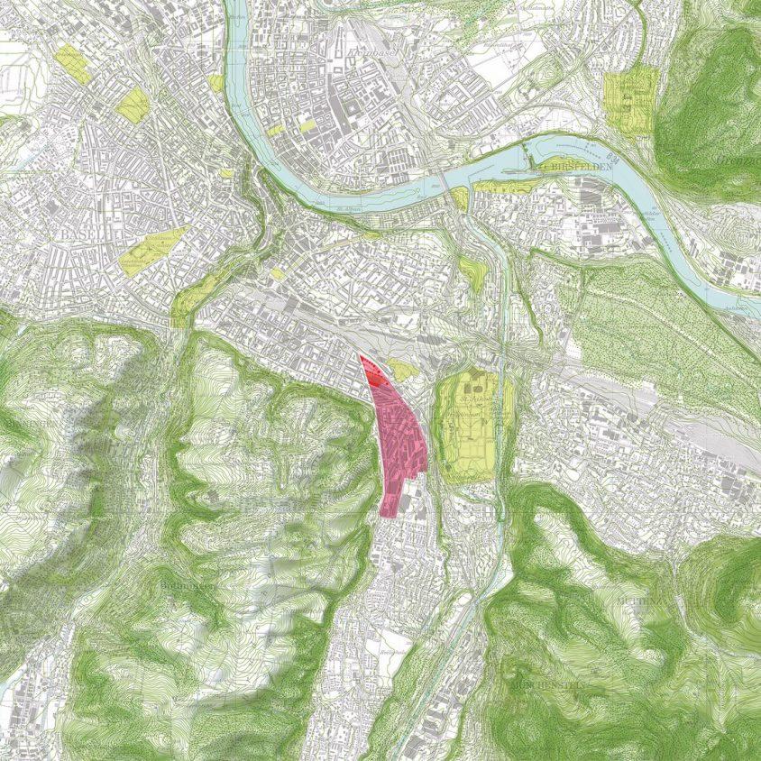 Basel Nordspitze 5