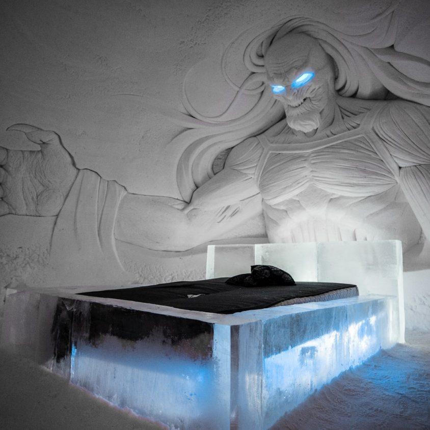 """Hotel del Hielo de """"Game Of Thrones"""" 13"""