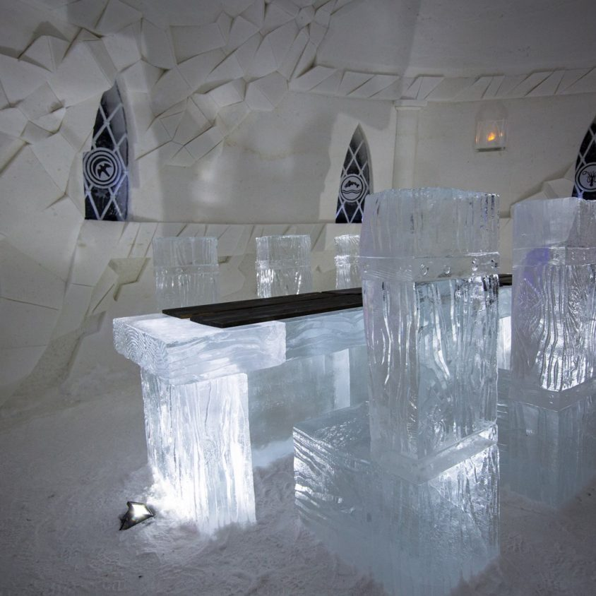 "Hotel del Hielo de ""Game Of Thrones"" 10"