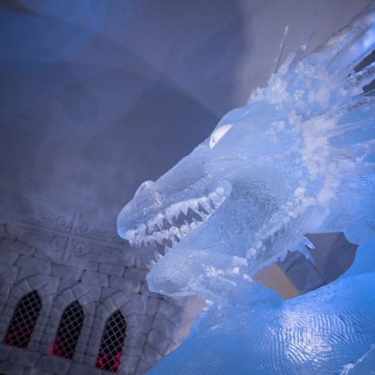 "Hotel del Hielo de ""Game Of Thrones"" 21"