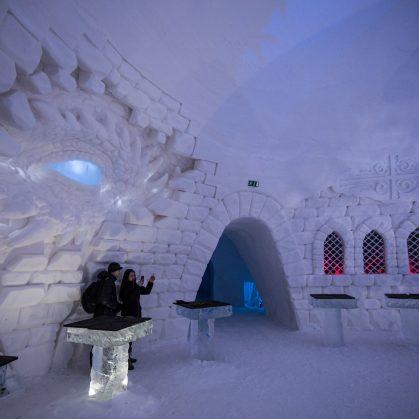 """Hotel del Hielo de """"Game Of Thrones"""" 2"""