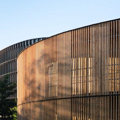Centro de administración y guardería sustentable 17
