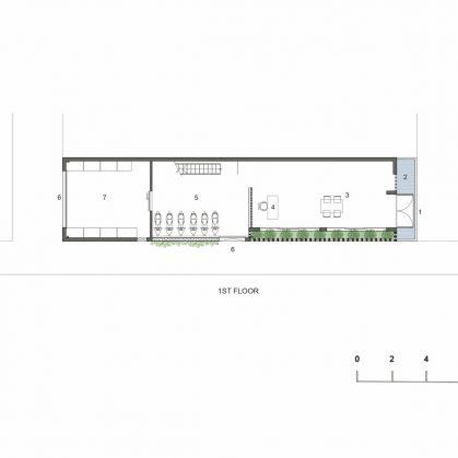 Oficinas y Jardines 22