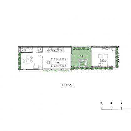 Oficinas y Jardines 21