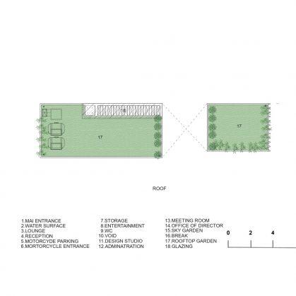 Oficinas y Jardines 27