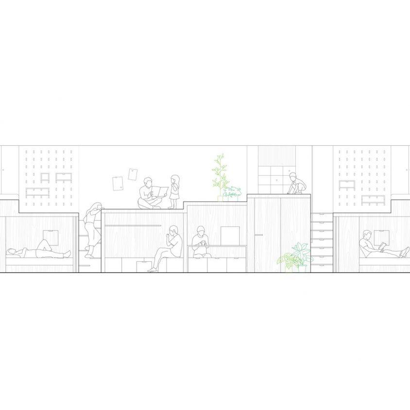 Habitar en un callejón 5