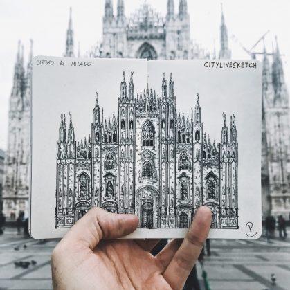 Arquitectura de cuaderno 13