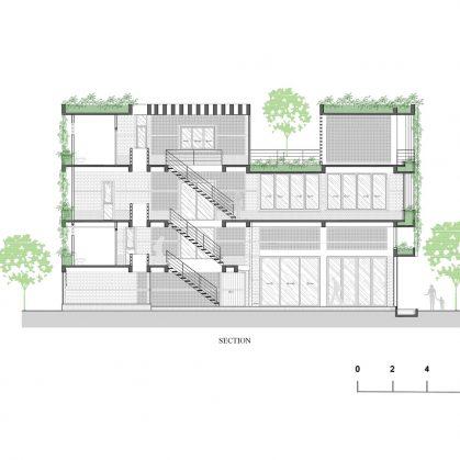 Oficinas y Jardines 24