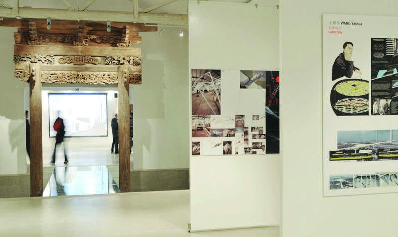 Concurso para exponer en la Bienal de Venecia 1