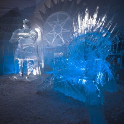 "Hotel del Hielo de ""Game Of Thrones"" 5"