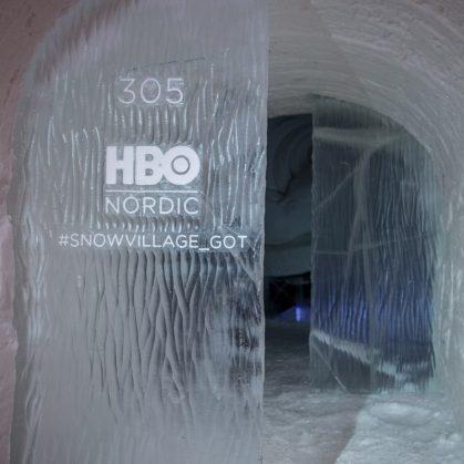 """Hotel del Hielo de """"Game Of Thrones"""" 29"""