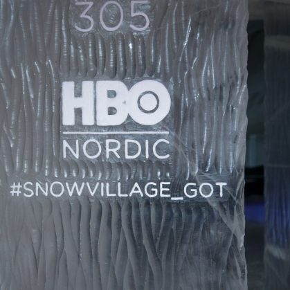 """Hotel del Hielo de """"Game Of Thrones"""" 28"""