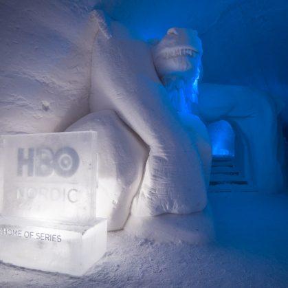 """Hotel del Hielo de """"Game Of Thrones"""" 18"""
