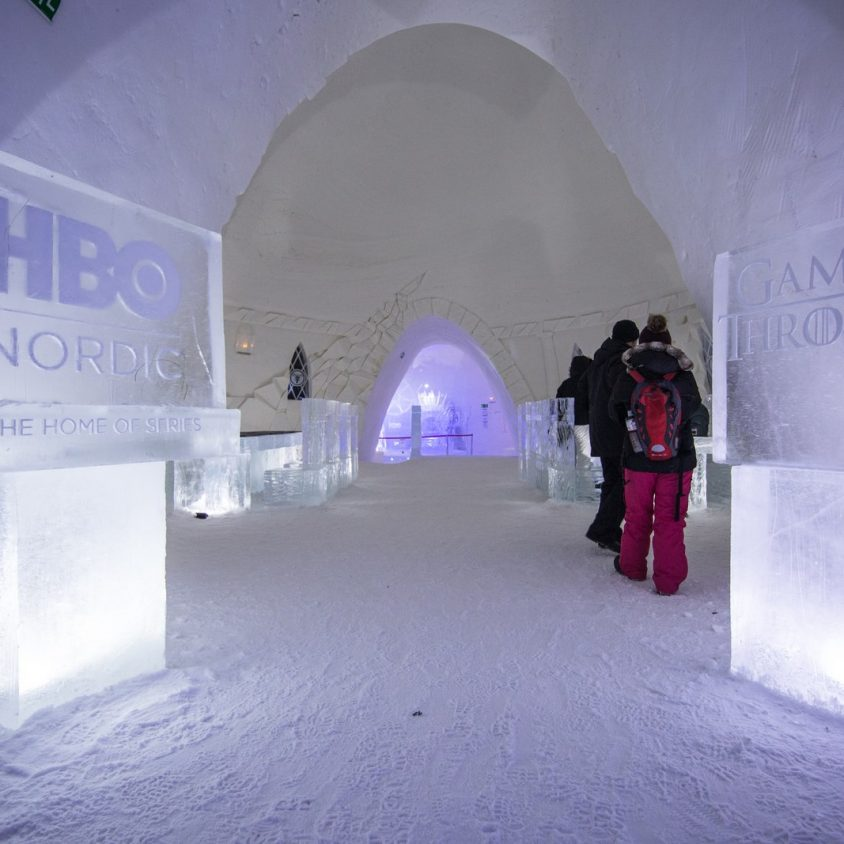 "Hotel del Hielo de ""Game Of Thrones"" 12"