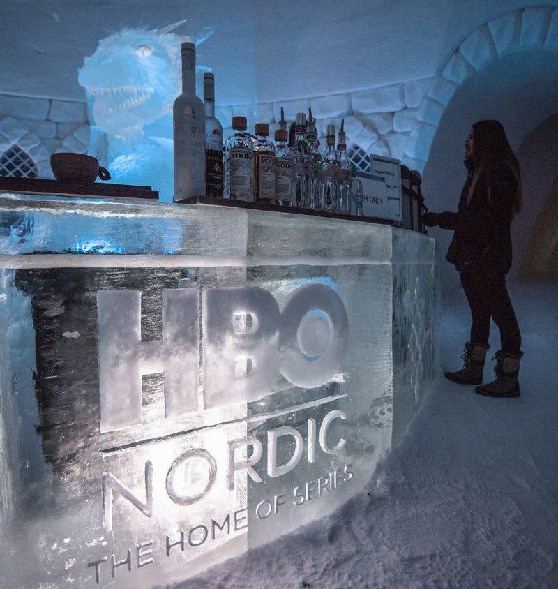"""Hotel del Hielo de """"Game Of Thrones"""" 11"""