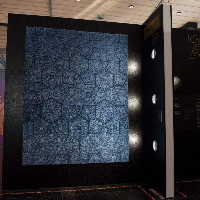 Ganadores Carpet Design Award DOMOTEX2018 8