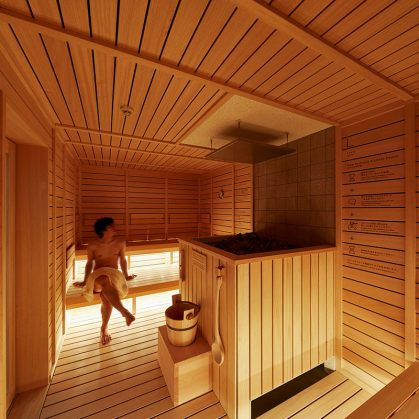 Hotel Sauna 6