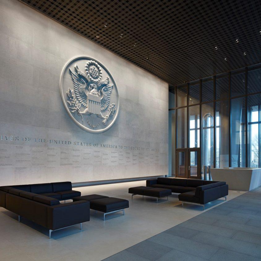 Nueva Embajada de Estados Unidos en Londres 7