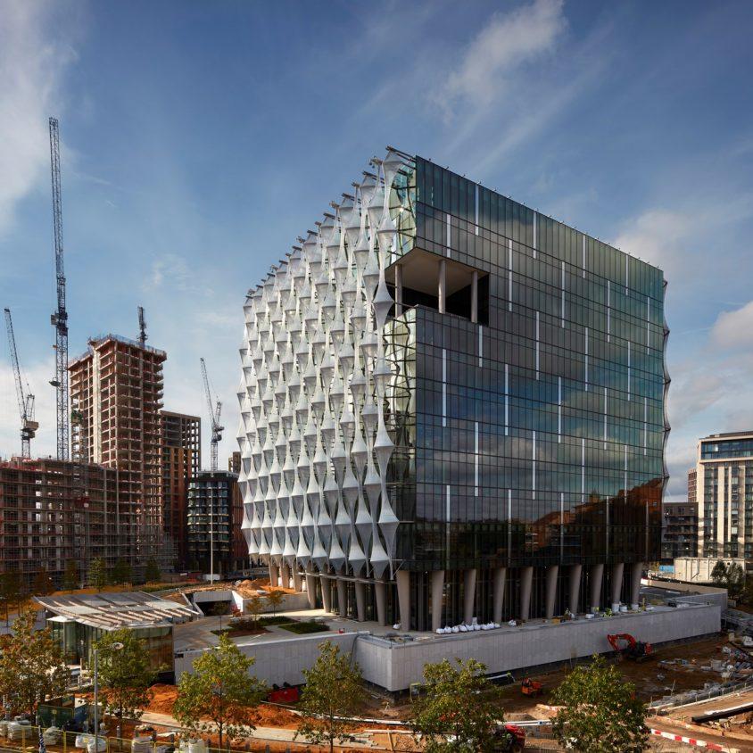 Nueva Embajada de Estados Unidos en Londres 3