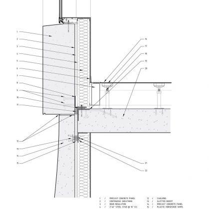 Edificio de hormigón prefabricado 13