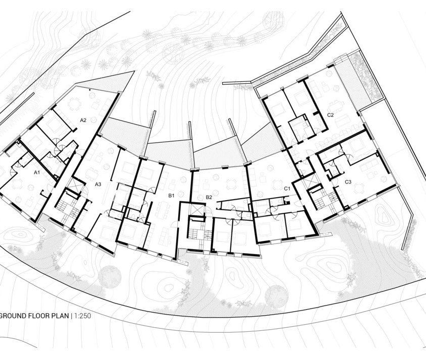 Edificio residencial con 15 unidades 4