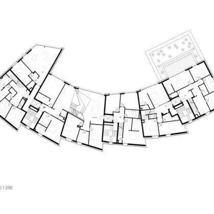 Edificio residencial con 15 unidades 15