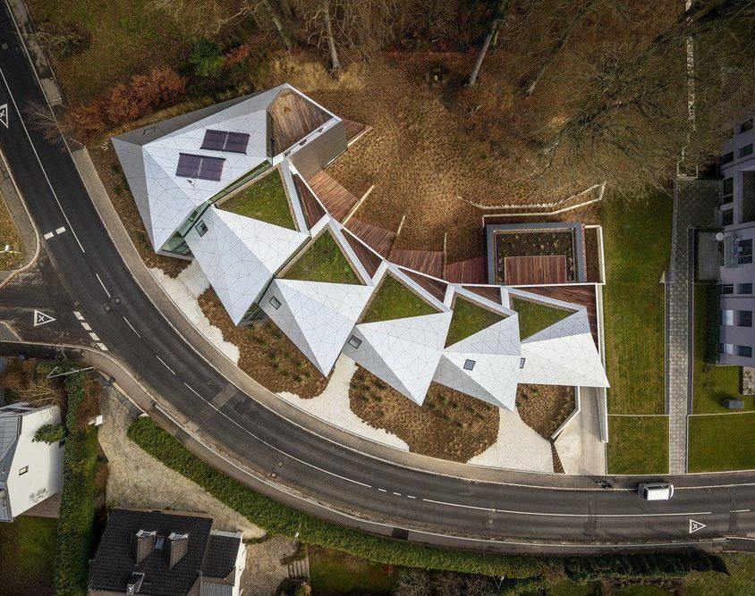 Edificio residencial con 15 unidades 1