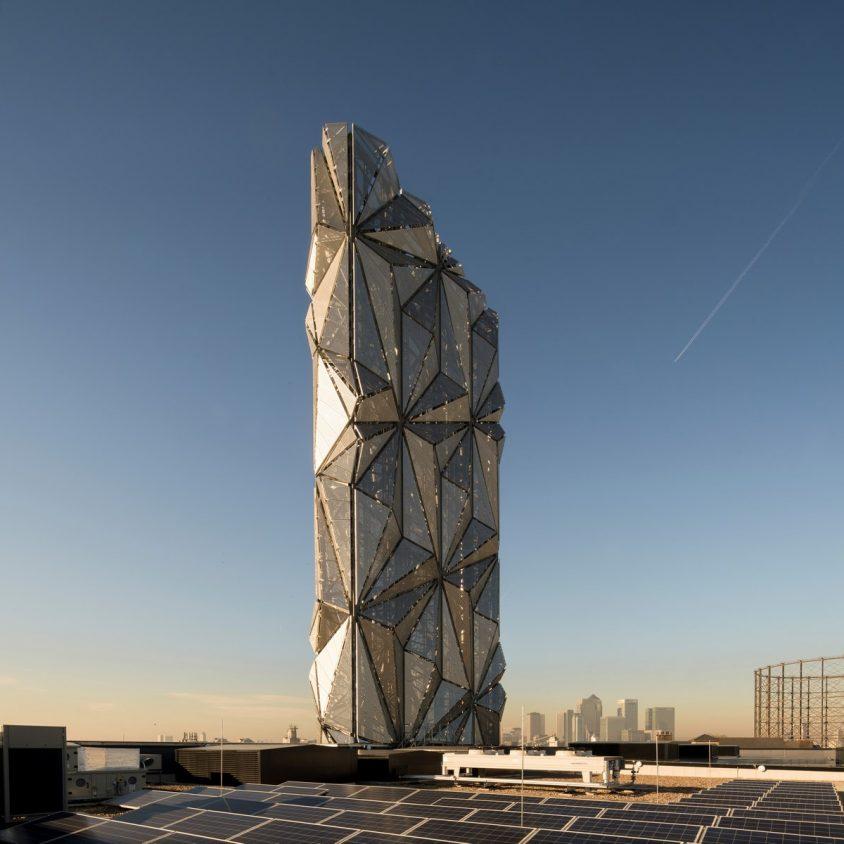 Arte y Arquitectura en una Planta de Energía 5