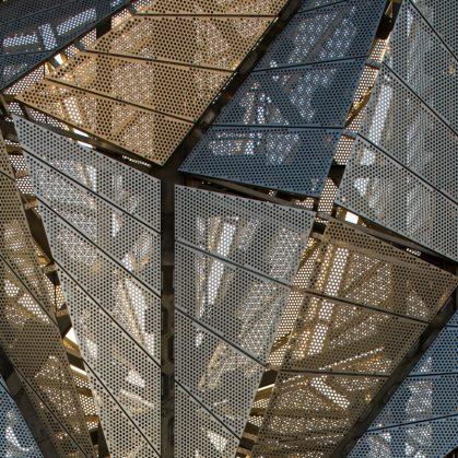 Arte y Arquitectura en una Planta de Energía 15